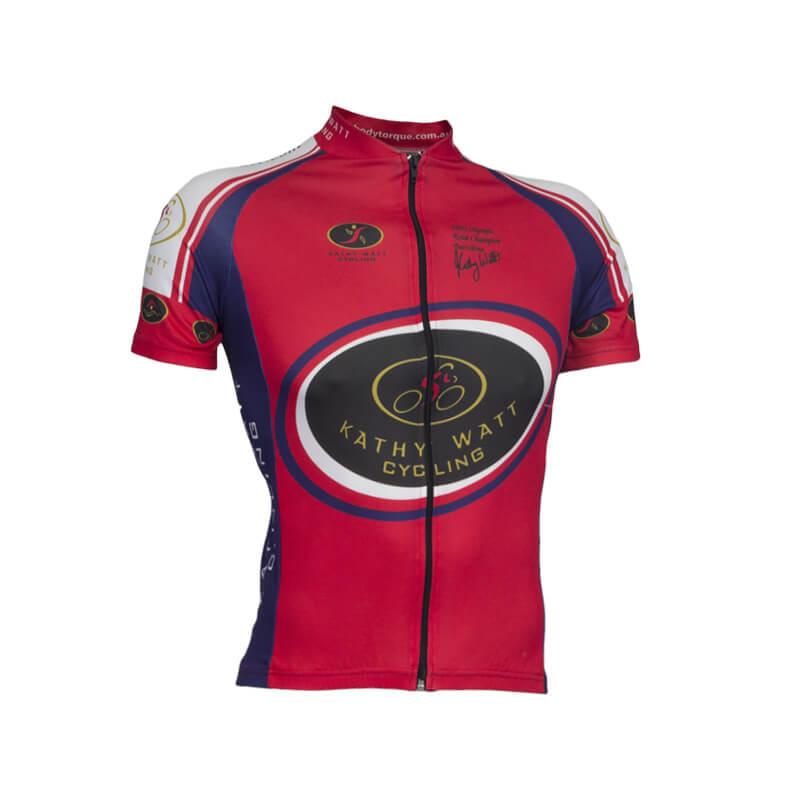 Kathy Watt Custom Cycling Jersey Sila Apparel Uniforms